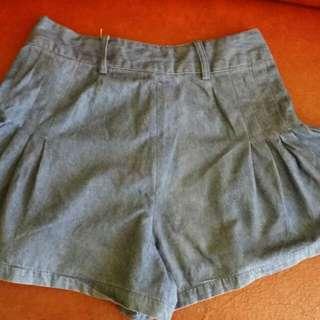 Cute Denim Shorts PRELOVED