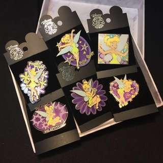 迪士尼奇妙仙子襟章/ Disney Tinker Bell pin