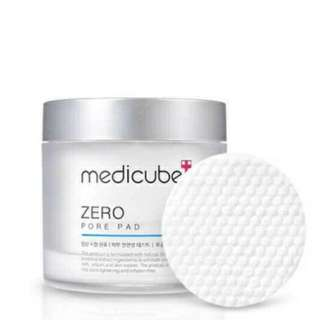 One Time Preorder! Medicube zero pore pad