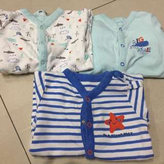 Baby Sleepsuit by Mothercare