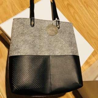Kikki K Felt Bag