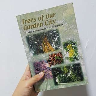 Trees of Our Garden City A Guide to Common Trees of Singapore