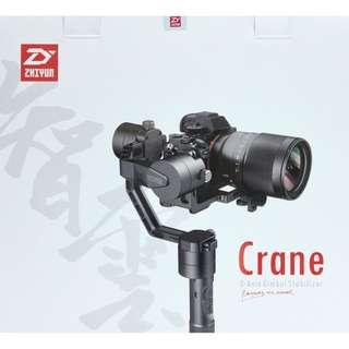[CNYSALE] Zhiyun Crane Version 2 3-Axis Handheld Gimbal Stabilizer