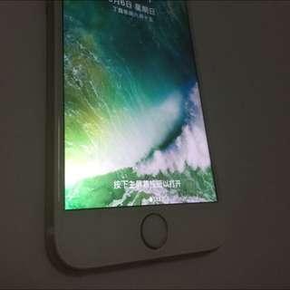 iPhone6s 64g  玫瑰金 港版