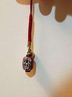 日本帶回-淺草雷門小燈籠吊飾