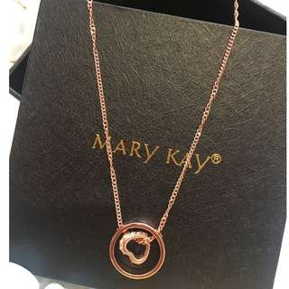 Mary Kay Swarovski Element Crystal Necklace