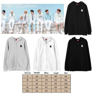 BTS LY Small Logo Hoodie