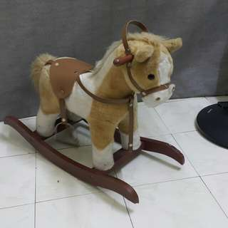Simply Gifted - Rocking horse