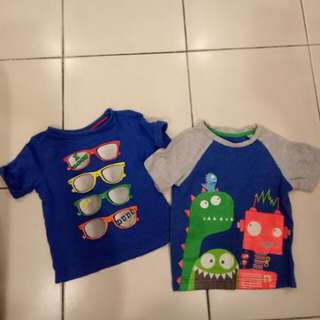 Mothercare Toddler Printed T-shirt