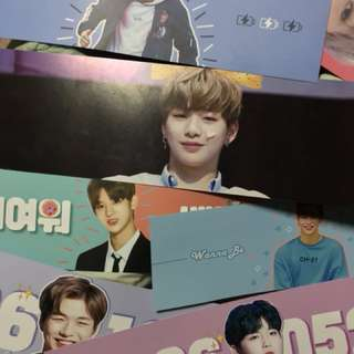 WANNA ONE BANNERS