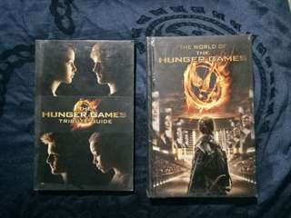The Hunger Games Tribute Guide & The World of the Hunger Games Bundle