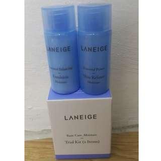 LANEIGE Basic Care Moisture Kit