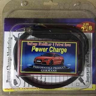 Power charges