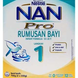 Nestle NAN Pro Step 1 ❗️free postage❗️