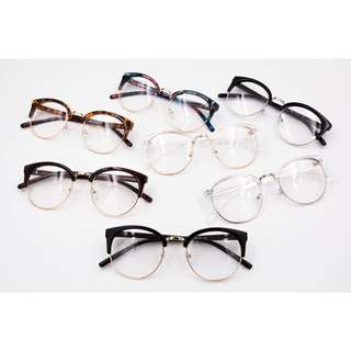 Eye glasses replaceable