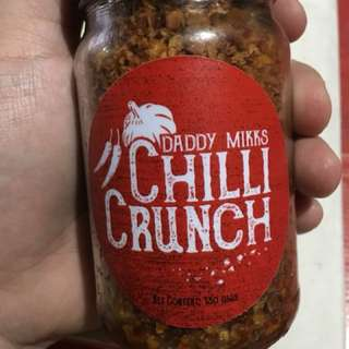 Daddy Mikk's Garlic Chili (Official Caloocan City Distributor)