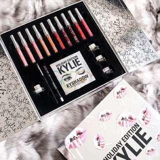 Kylie Holiday Christmas Set
