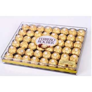 美國進口Ferrero金莎朱古力(48粒/盒)