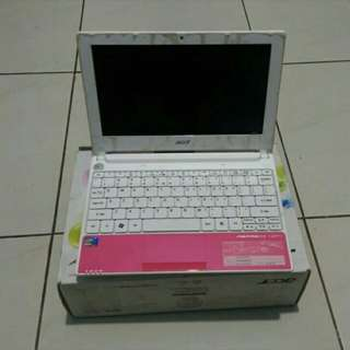 Netbook Acer One Happy Mulus