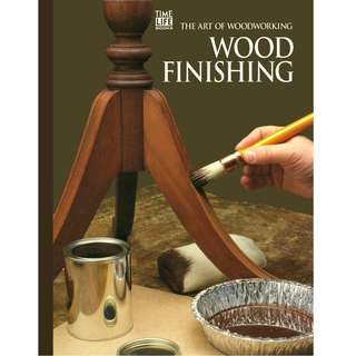 The art of woodworking, Wood Finishing