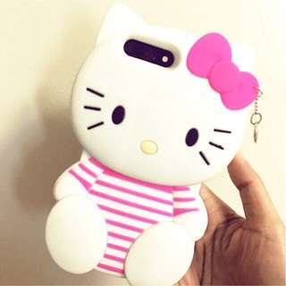 HELLO KITTY 3D CASE FOR IPHONE 7 PLUS