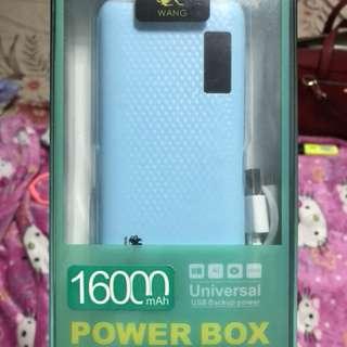 Wang Power Bank 16000mah.