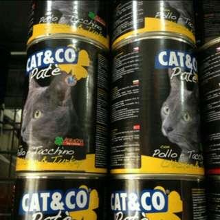 Cat&co cat food