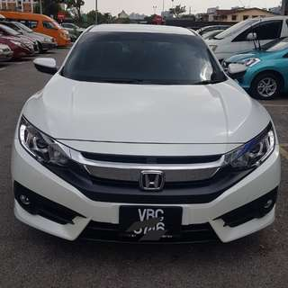 Honda civic fc turbo for rent