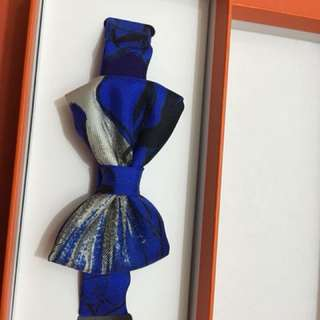 Hermes Bow Tie