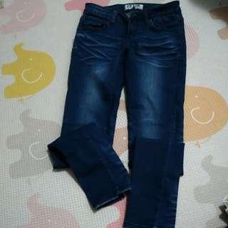 二手 牛仔褲 XS#好物免費送