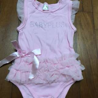 Baby Girl Romper 12 month