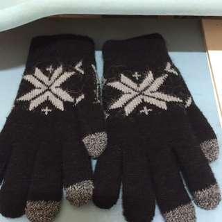 🚚 可滑手機的手套