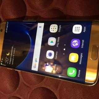 Samsung S7 edge 32gb Dual Sim