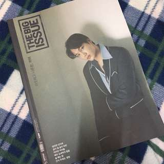 KAI - THE BIG ISSUE