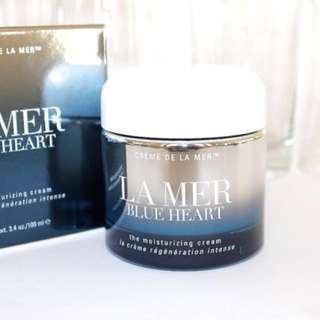 LA MER Blue Heart Limited Edition