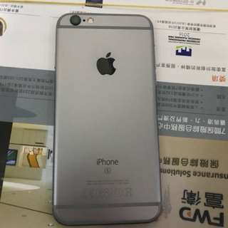 iPhone 6s 64GB GREY