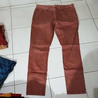 Celana panjang tira jeans