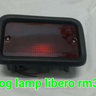foglamp & side marker