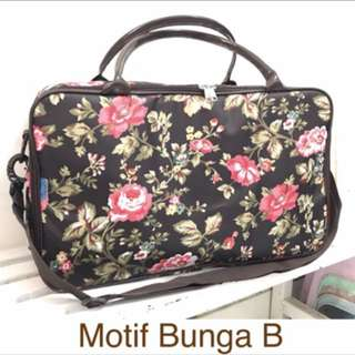 Travel Bag Jumbo / Tas Koper Motif Dewasa