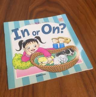 Little Grammar Books - In or On