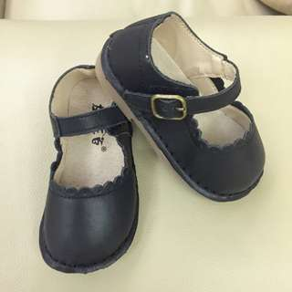 Vintage Kids Shoe CNY Shoe Black