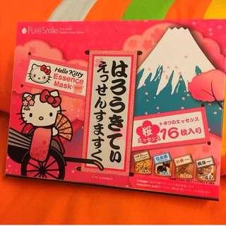 Hello kitty 面膜 一盒16片‼️