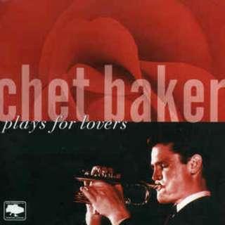 arthcd CHET BAKER Plays For Lover CD (Jazz)