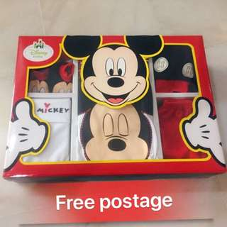 Mickey's gift set