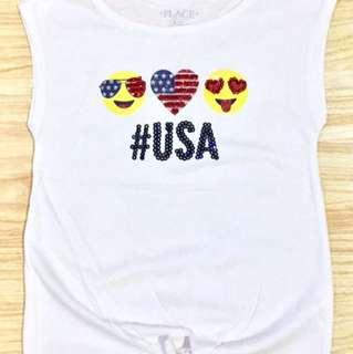 USA BRANDED Tshirt