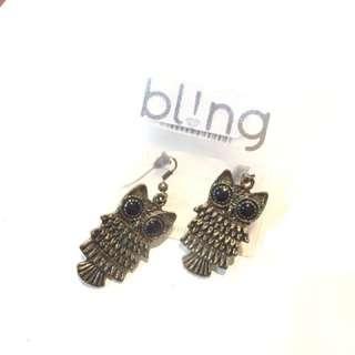 [NEW] Owl's earrings