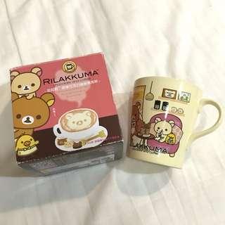 拉拉熊甜蜜巧克力咖啡馬克杯 #舊愛換新歡#有超取最好買