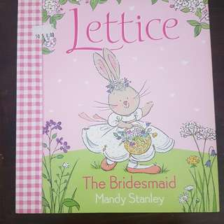 Lettice The Rabbit Set Of 3 Books