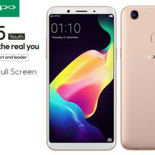 Oppo F5 Yout