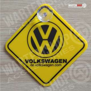 SIGN BOARD VW